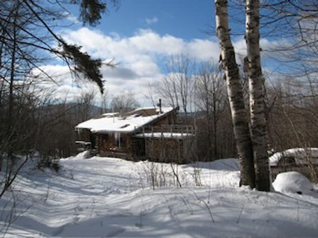 Bill's Place In Vermont - Mount Holly - บ้าน