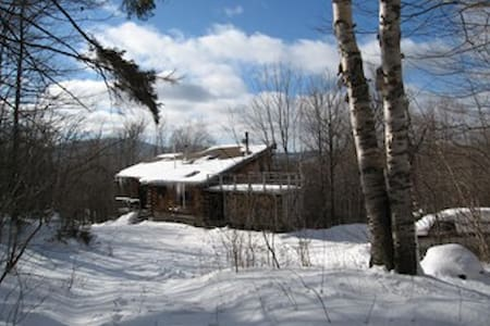 Bill's Place In Vermont - Mount Holly - Rumah