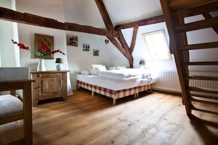 Historische kasteelboerderij - Bed & Breakfast