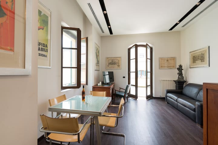 Florence Luxury Apartment Signa.Stretegic position - Signa - Apartemen