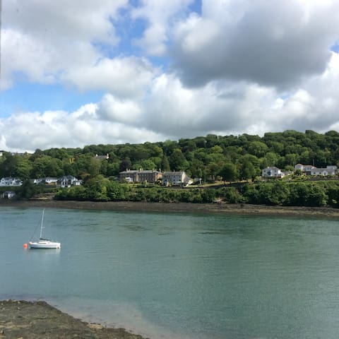 Stunning views of the Menai Straits