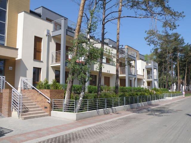 2 bedroom apartment for 4 pax - Międzywodzie - Huoneisto