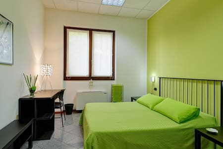 CAFFELETTO B&B - Camera Verde - Bareggio - Bed & Breakfast