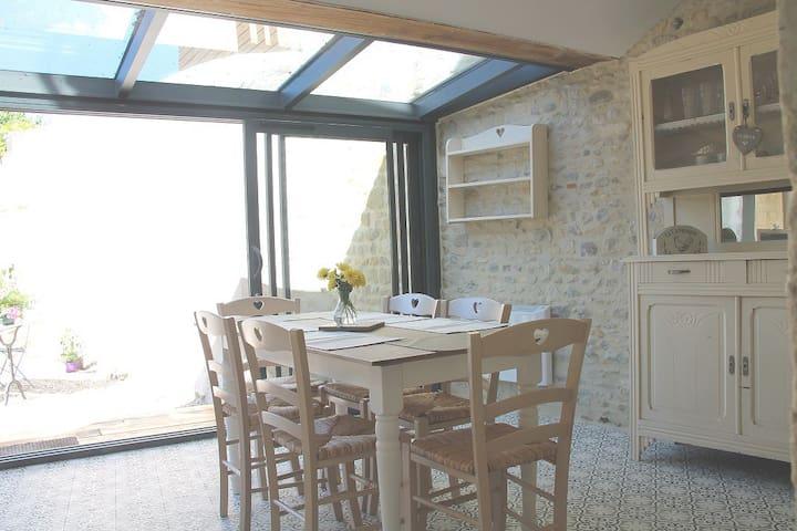 cuisine veranda