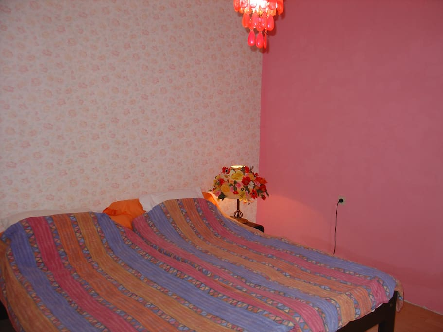 Interior of the Pink Room