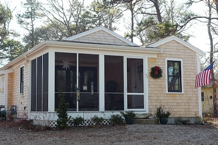 Cottage in the Pines - Eastham - Casa