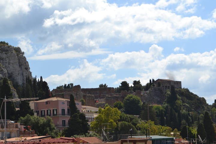 Loft City Center Taormina Sicily