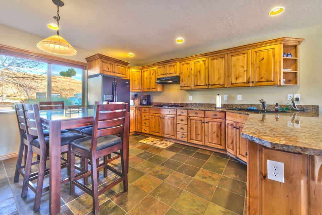 Utah Lodigng / MH 1307 / Main Level / Kitchen