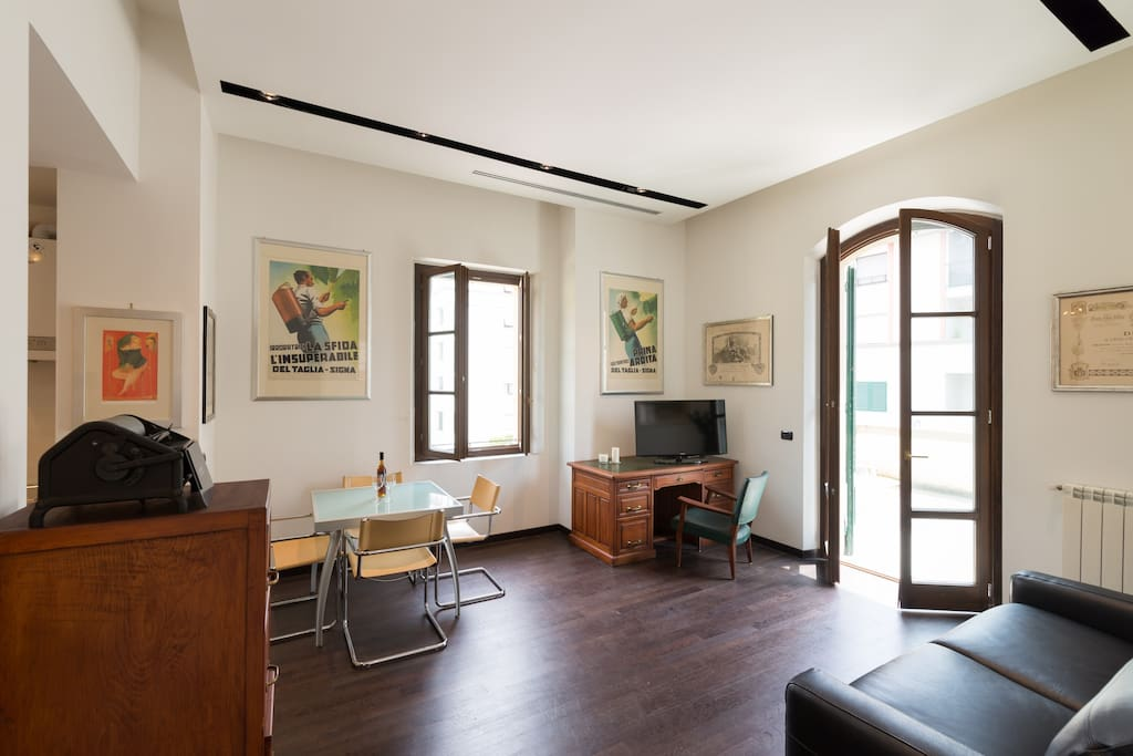 Living Room/Salotto