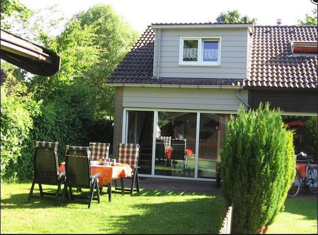 Gorgeous and modern house near lake - Bruinisse - Leilighet