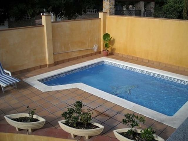 Llevant:lovely house with pool and garden - Лэскала - Дом