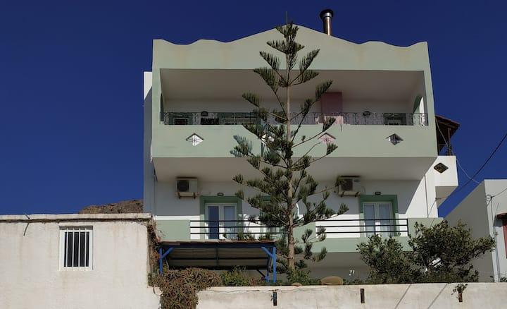 Koutsounari Crete διαμερίσματα με θέα