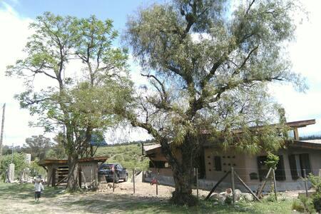 Acogedora casa ecológica en sierra - Córdoba, AR