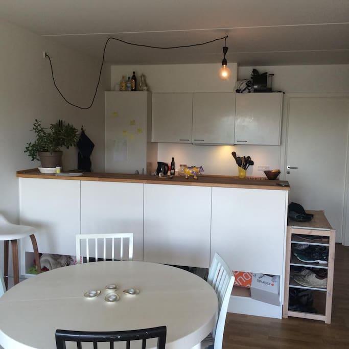 Køkkenallerum