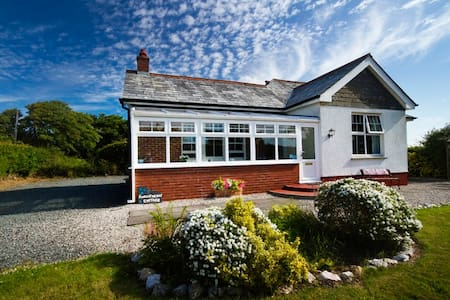 Delightful spacious 4 star country cottage - Saint Clether - Casa