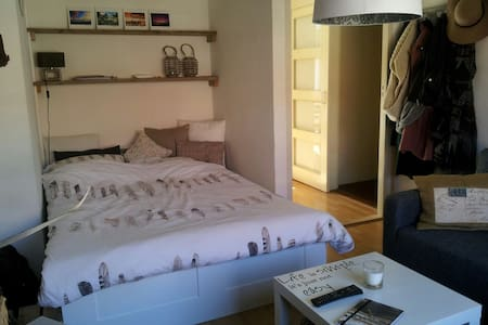 Nice double-room for rent !