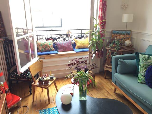 Charming room in a charming neighbourhood