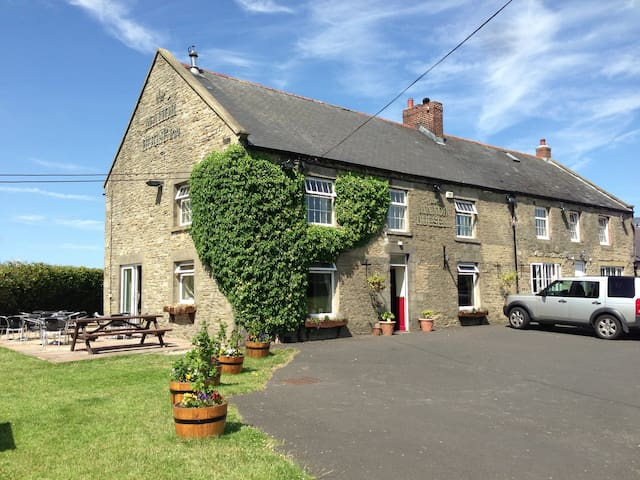 Country Inn - Awesome Food & Beer! - Shotley Bridge - Penzion (B&B)