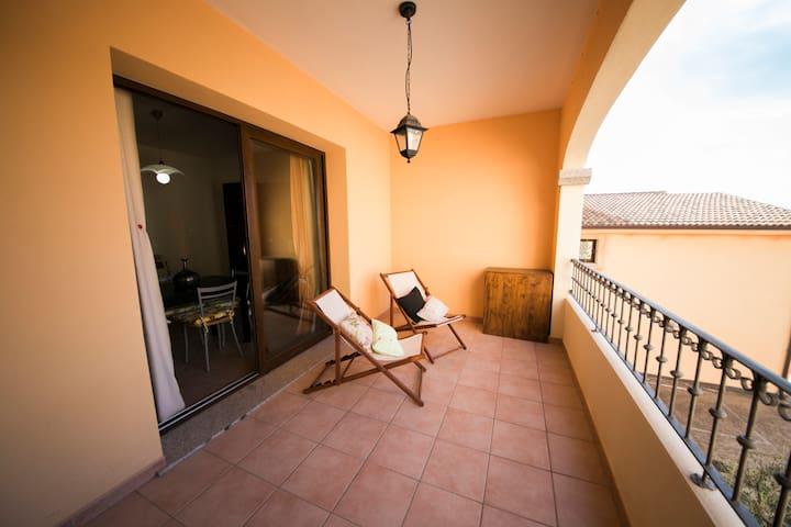 Apartamento para 2-4 personas en Badesi - Badesi - Byt