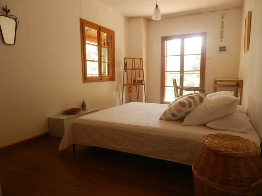 1st floor - double bedroom
