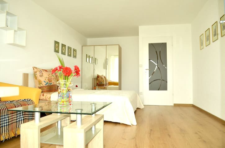 Nice 47 m2 apartment near subway - Munic - Pis
