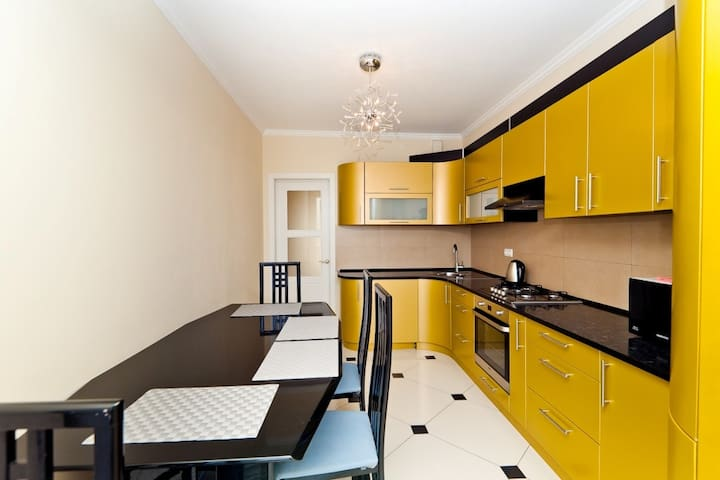 Lovely 2 separate rooms apartment Center