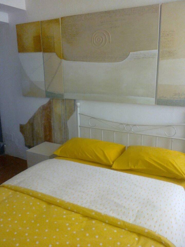 yellow room la fattoria dei colori