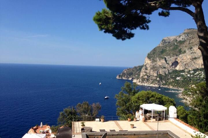 Charming Villa Ocean View