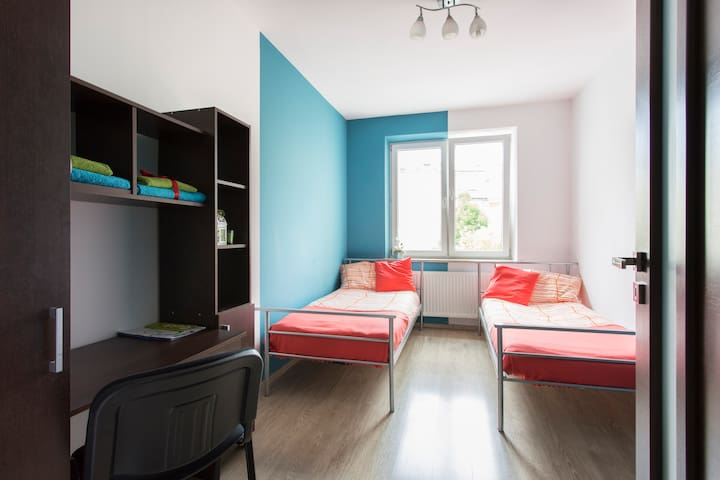 NEW AND 5 MINUTES WALK FROM MAIN SQUARE!!