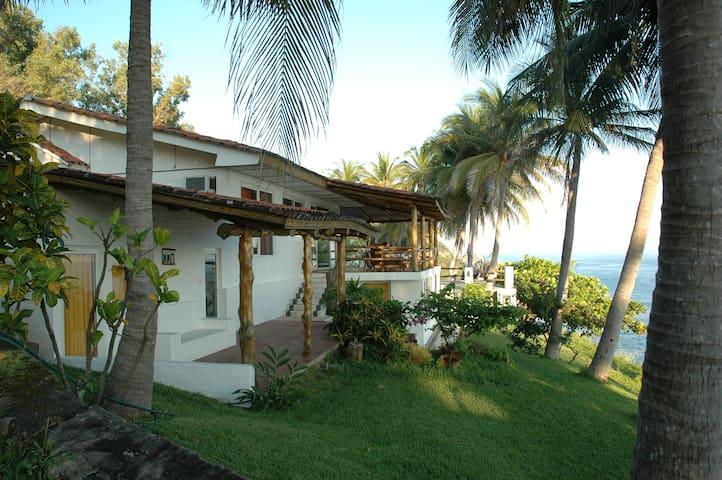Ranchos Vistamar - El Zonte - Haus
