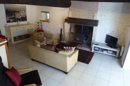 Charming two bedroomed Cottage - Ronsenac - Talo