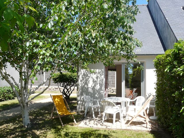 650m from the main beach , Carnac - Carnac - Huis