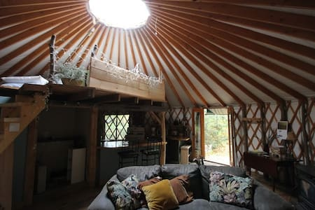 Song Bird Sangha Yurt