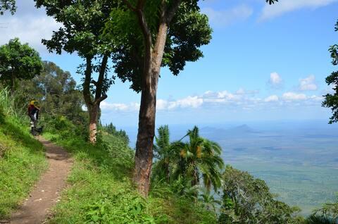 Milemeleni Lodge Lushoto, Tanzania