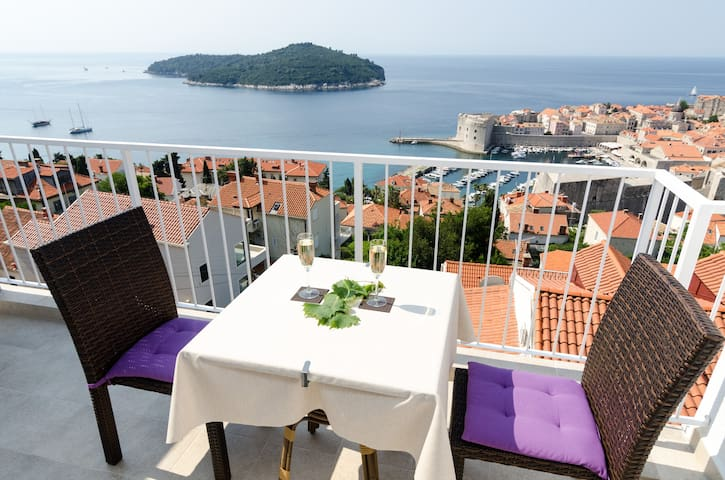Luxury Apartment With Balcony (A2) - Dubrovnik - Apartment