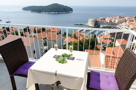 Luxury Apartment With Balcony (A2) - Dubrovnik - Apartemen