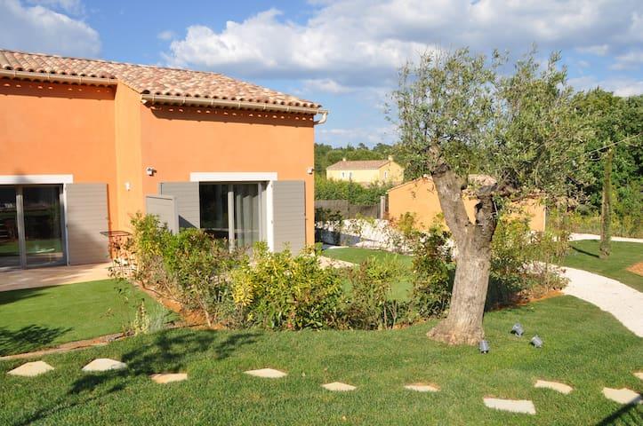 VILLAS DOLCE VITA : LOCATION INDIGO - Roussillon - Huis
