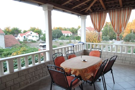 Guerieri - Three Bedroom with Terrace Sea View - Mirca