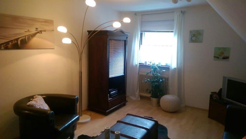 Messe- und Ferienwohnung II - Lohmar - Apartment