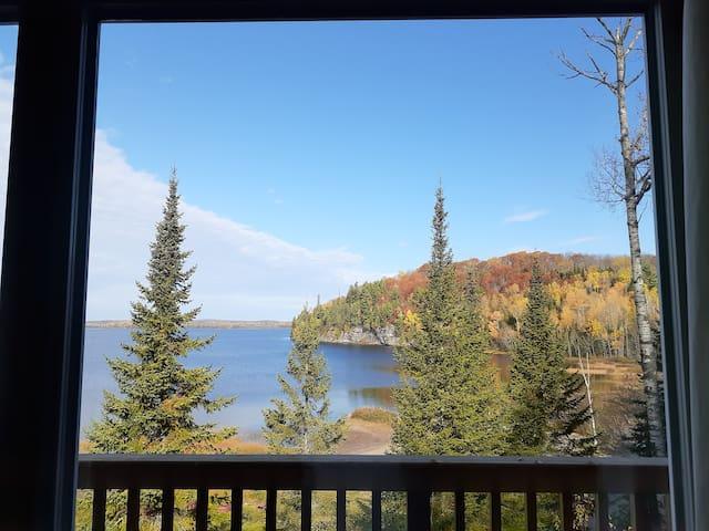Lake View Chalet Pickerel Lake