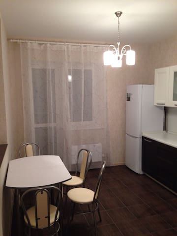 1 flat appartment - Коммунарка - Huoneisto
