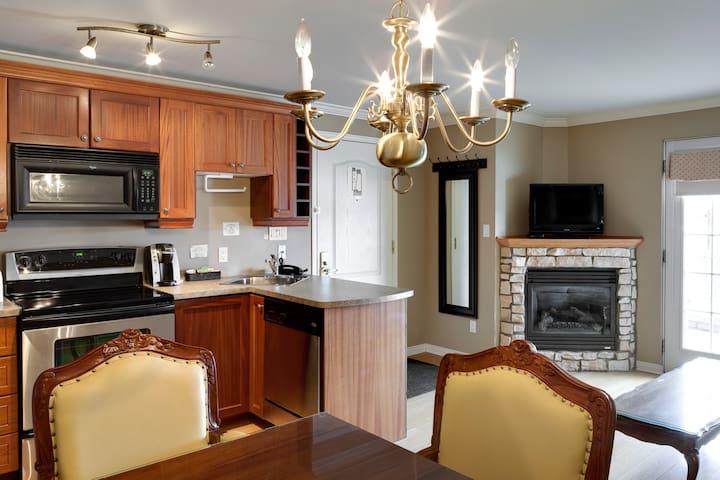 Appartement 1 chambre + divan-lit - Piedmont - Appartement
