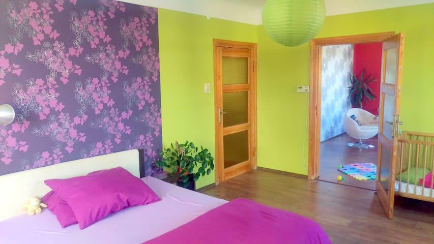 Przestronne Mieszkanie z Ogrodem - Koszalin