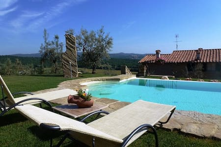 LA MERAVIGLIA - Monte San Savino - Villa