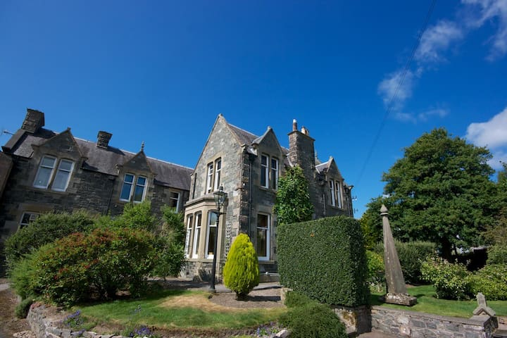 Caddon View House - Innerleithen - Bed & Breakfast