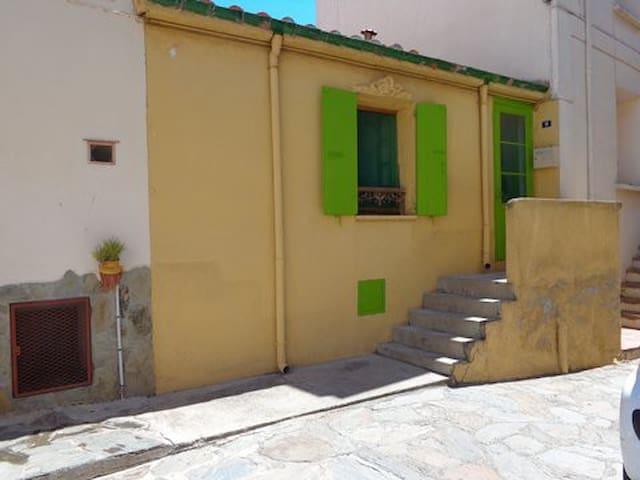 Maison traditionnelle 55 m² - Banyuls-sur-Mer - Haus