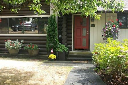 Lakefront House - Lake Cowichan