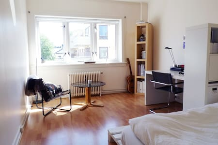 Small apartment, very central