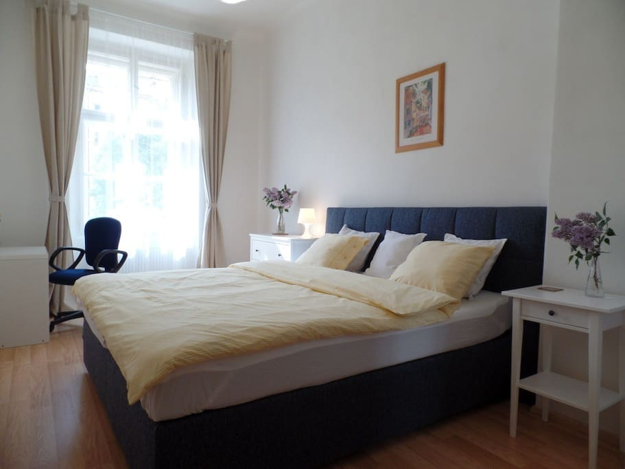 Standard offer double room