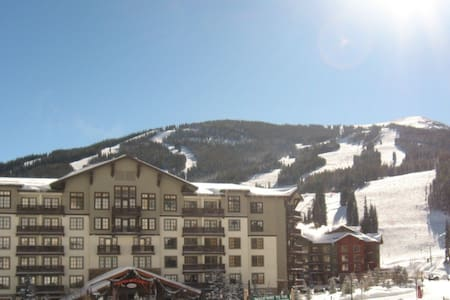 Starts $120, Copper Mountain, steps to everything - Copper Mountain - Appartement en résidence